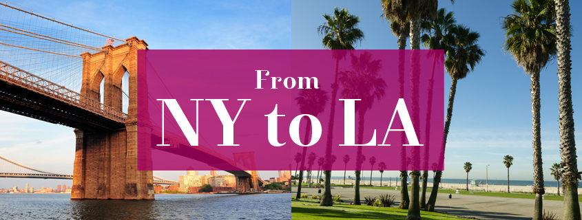 From NY to LA | With Lessons in Womanhood Along the Way