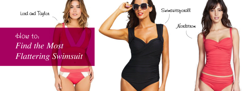 How To: Find the Most Flattering Swimsuit