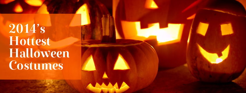 2014's Hottest Halloween Costumes