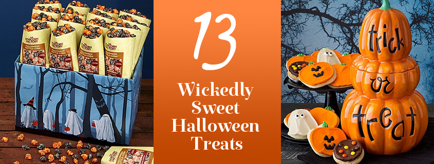 13 Wickedly Sweet Halloween Treats
