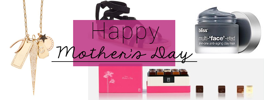Gift Guide: Mother's Day Edition